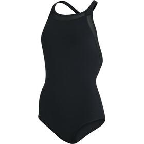 speedo Gaia Shaping Swimsuit Women, czarny